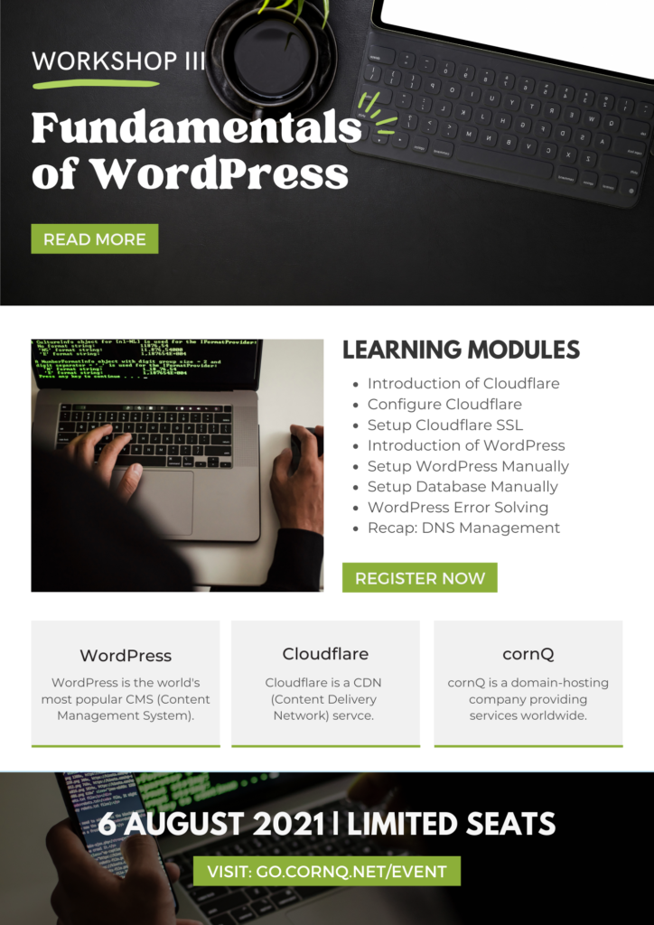 Fundamentals of WordPress